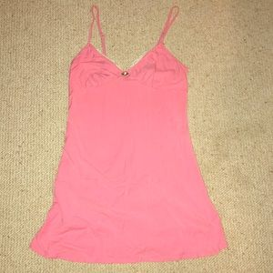 Betsey Johnson Pink Babydoll Sleep